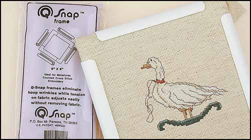 Q-Snap Needlework Frames